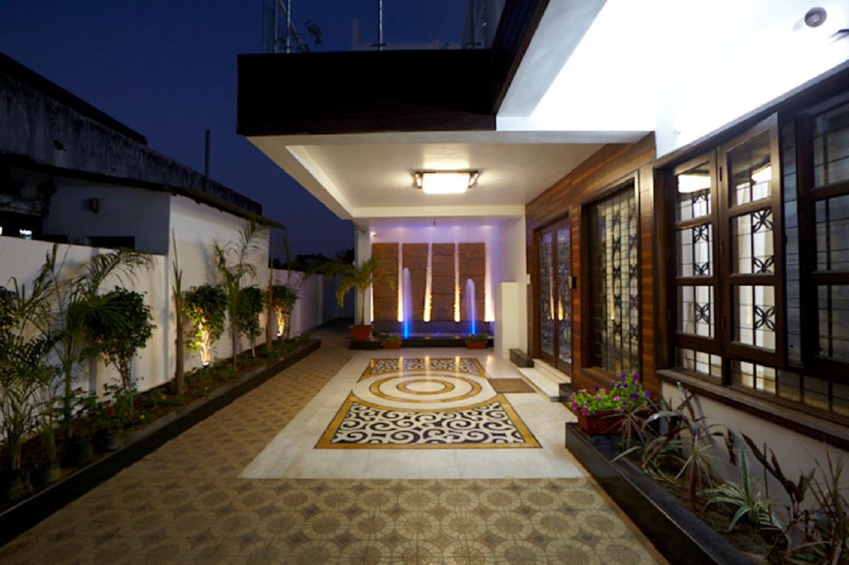 36 ý tưởng thiết kế lối vào chính hoàn hảo cho ngôi nhà của bạn